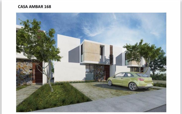 Foto de casa en venta en  , conkal, conkal, yucatán, 1601344 No. 01