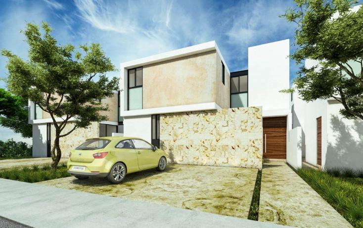 Foto de casa en venta en  , conkal, conkal, yucatán, 1601378 No. 01