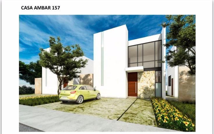 Foto de casa en venta en  , conkal, conkal, yucatán, 1601606 No. 01