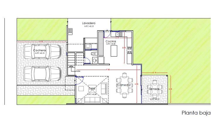 Foto de casa en venta en  , conkal, conkal, yucatán, 1601606 No. 04
