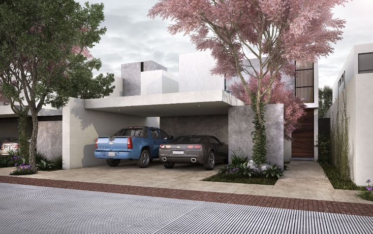 Foto de casa en venta en  , conkal, conkal, yucat?n, 1602262 No. 02