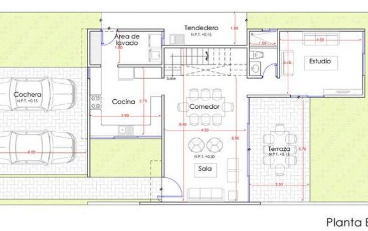 Foto de casa en condominio en venta en, conkal, conkal, yucatán, 1604338 no 04