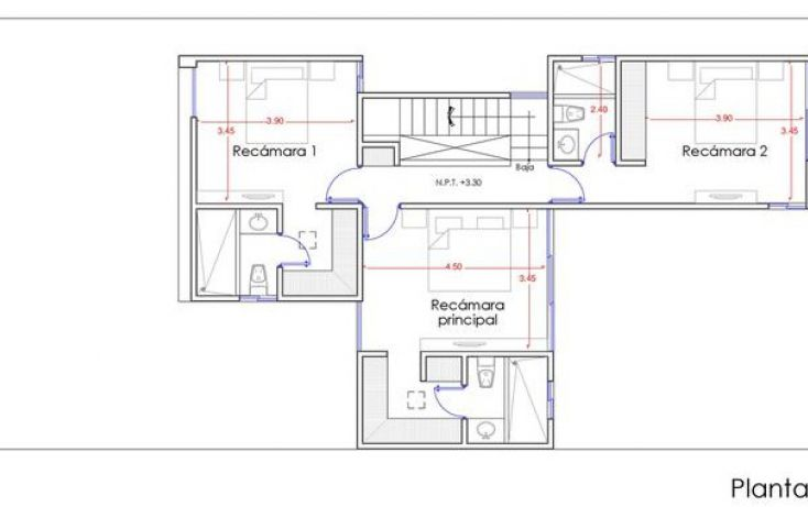 Foto de casa en condominio en venta en, conkal, conkal, yucatán, 1604338 no 05