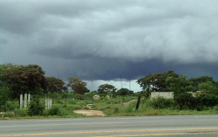 Foto de terreno habitacional en venta en  , conkal, conkal, yucatán, 1604776 No. 01