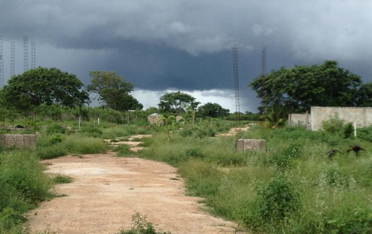 Foto de terreno habitacional en venta en  , conkal, conkal, yucatán, 1604776 No. 02