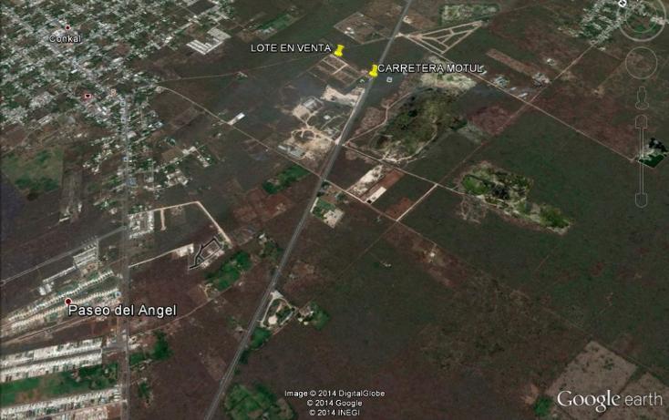 Foto de terreno habitacional en venta en  , conkal, conkal, yucatán, 1604776 No. 03