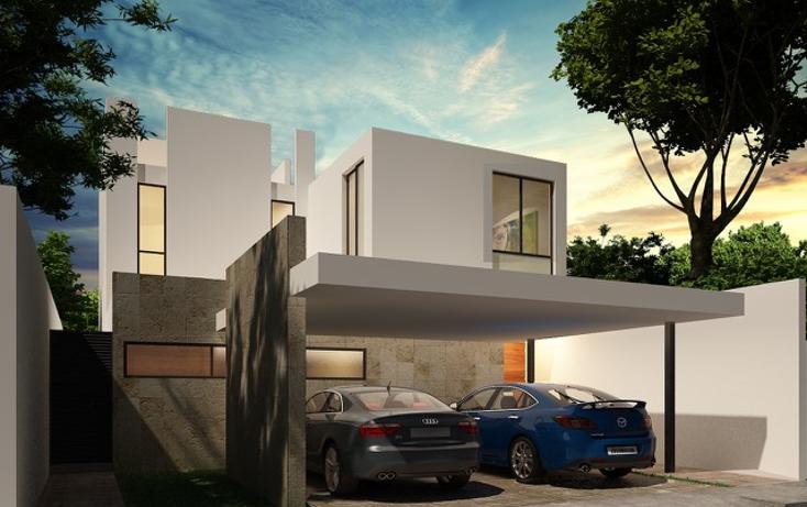 Foto de casa en venta en  , conkal, conkal, yucat?n, 1606398 No. 02