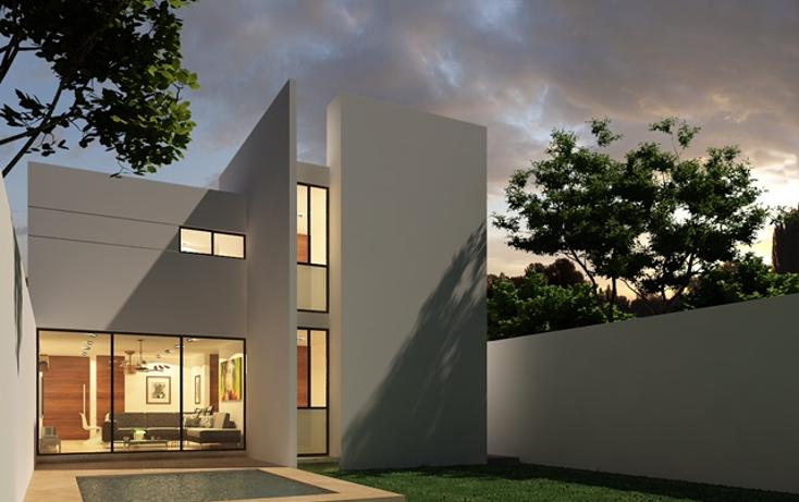 Foto de casa en venta en  , conkal, conkal, yucat?n, 1606398 No. 05