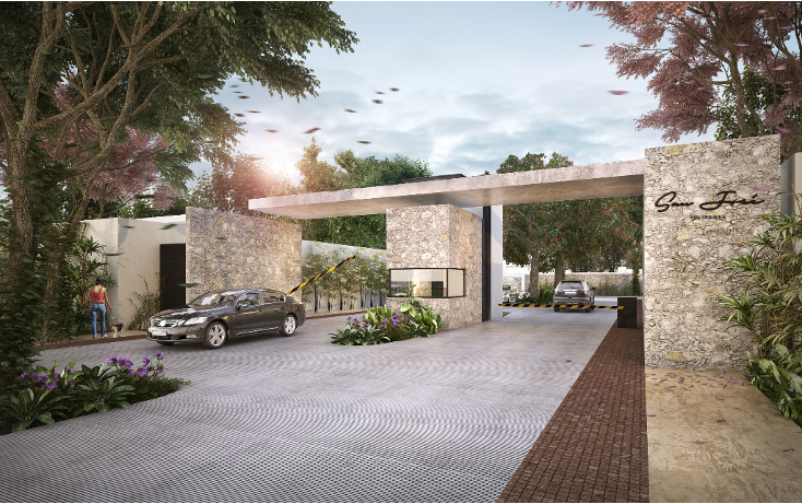 Foto de casa en venta en  , conkal, conkal, yucat?n, 1607502 No. 01