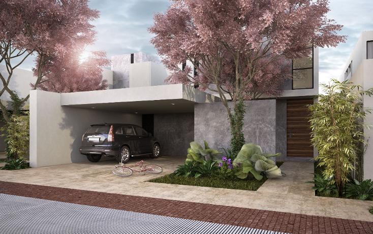 Foto de casa en venta en  , conkal, conkal, yucat?n, 1607502 No. 02