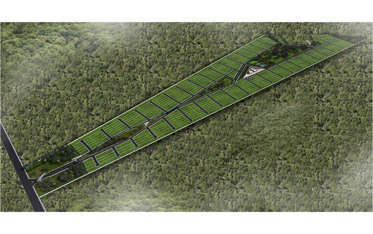 Foto de terreno habitacional en venta en  , conkal, conkal, yucatán, 1611700 No. 06
