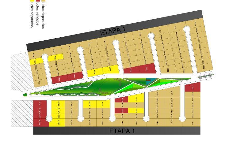 Foto de terreno habitacional en venta en  , conkal, conkal, yucatán, 1611700 No. 09