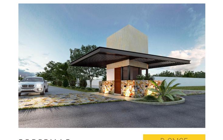 Foto de casa en venta en  , conkal, conkal, yucat?n, 1619566 No. 02