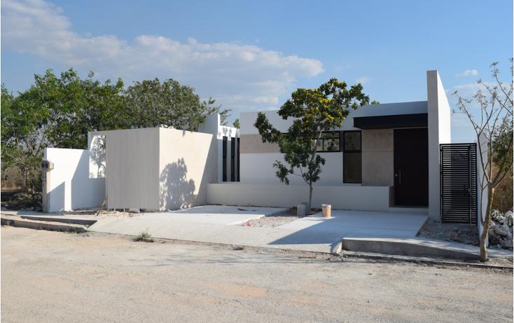 Foto de casa en venta en  , conkal, conkal, yucatán, 1620068 No. 01