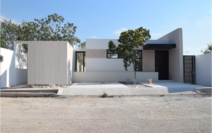 Foto de casa en venta en  , conkal, conkal, yucatán, 1620068 No. 02