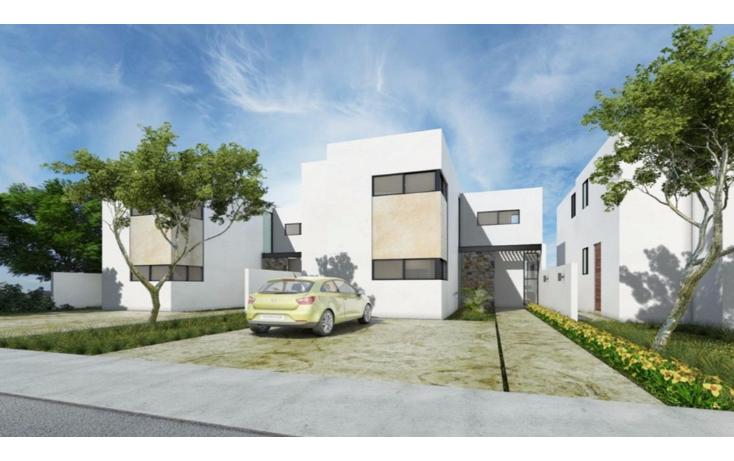 Foto de casa en venta en  , conkal, conkal, yucat?n, 1620278 No. 01