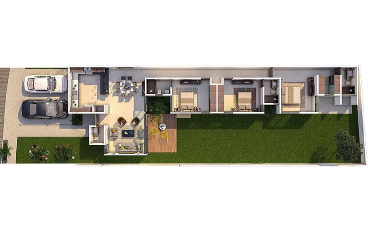 Foto de casa en venta en  , conkal, conkal, yucatán, 1620842 No. 08