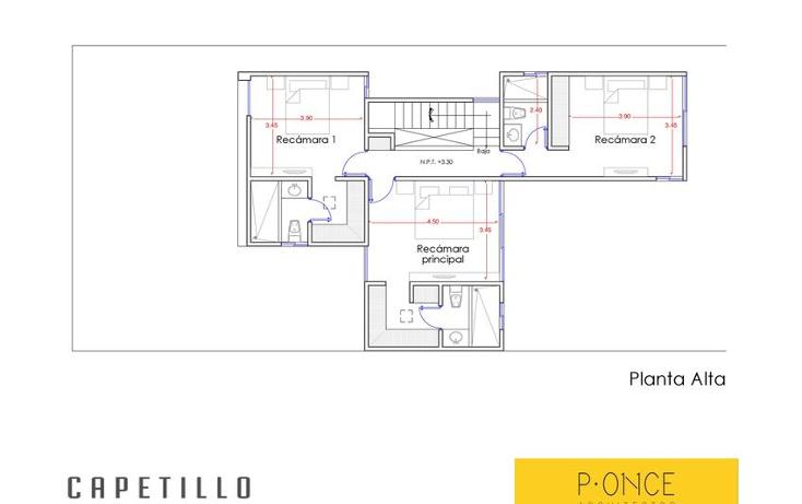 Foto de casa en venta en  , conkal, conkal, yucatán, 1621268 No. 04