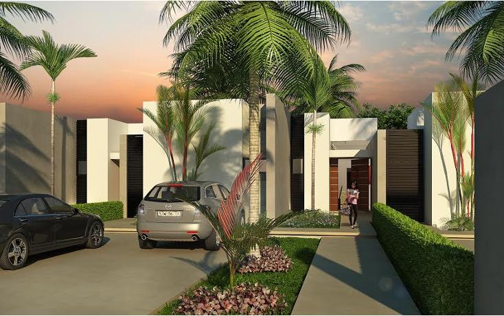 Foto de casa en venta en  , conkal, conkal, yucatán, 1624548 No. 02
