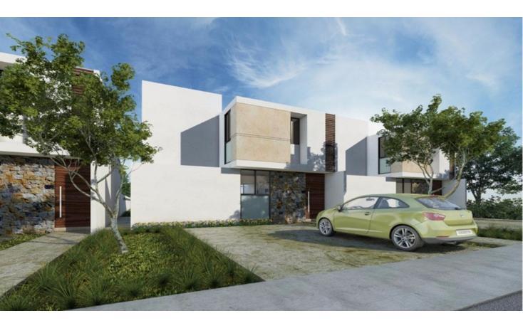 Foto de casa en venta en  , conkal, conkal, yucatán, 1624676 No. 01