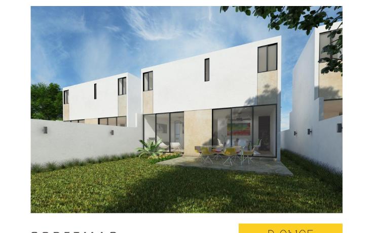 Foto de casa en venta en  , conkal, conkal, yucatán, 1624740 No. 02