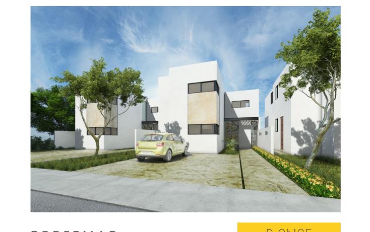 Foto de casa en venta en  , conkal, conkal, yucatán, 1624740 No. 06