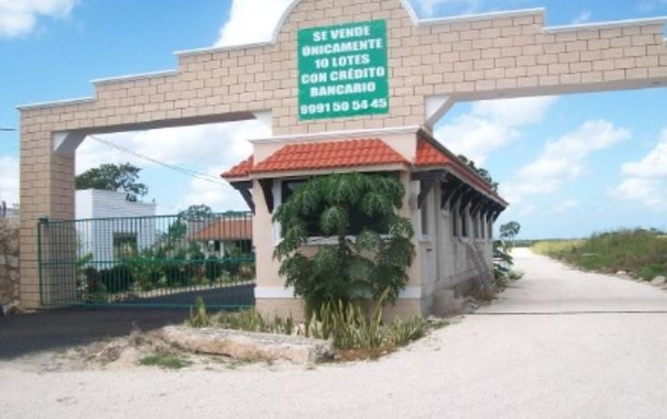 Foto de casa en venta en  , conkal, conkal, yucatán, 1628144 No. 03