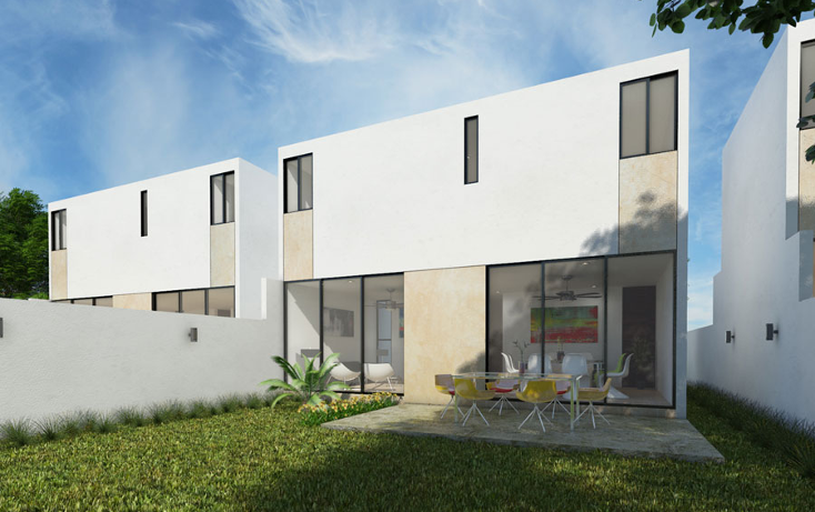 Foto de casa en venta en  , conkal, conkal, yucat?n, 1638482 No. 02