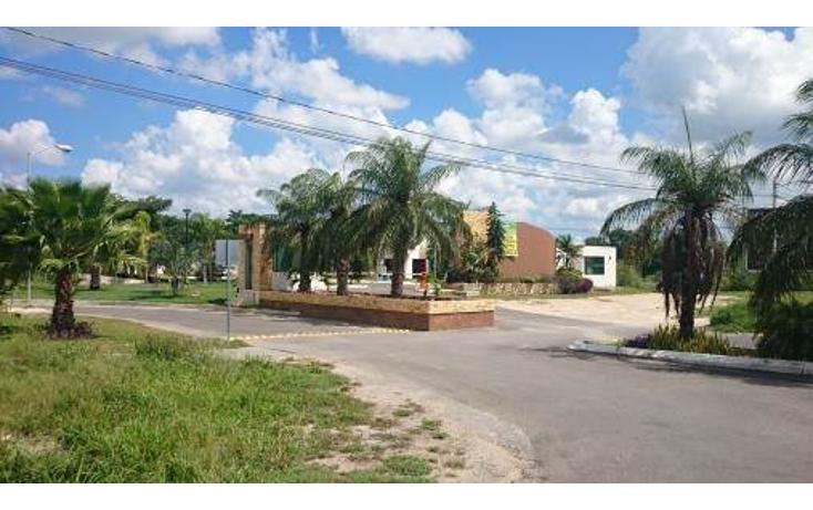 Foto de terreno comercial en venta en  , conkal, conkal, yucatán, 1640014 No. 02