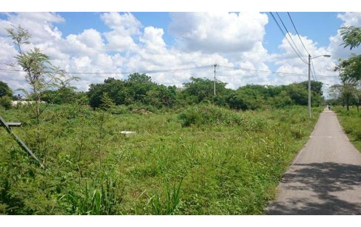 Foto de terreno comercial en venta en  , conkal, conkal, yucatán, 1640014 No. 04