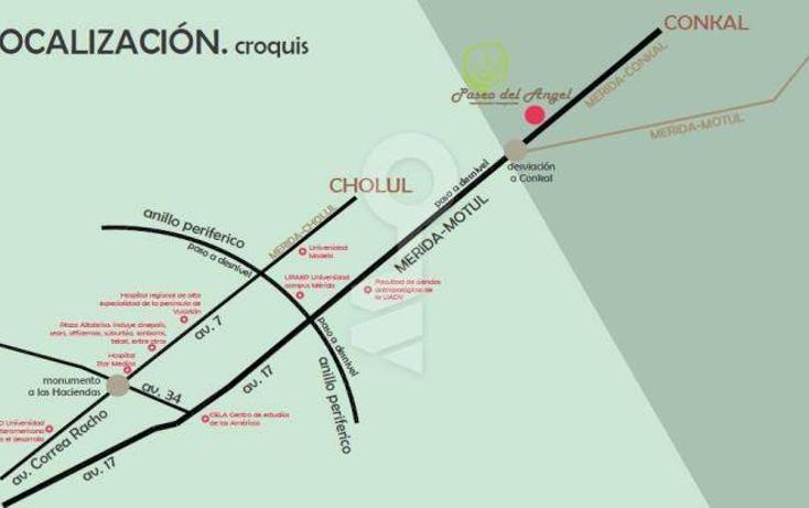 Foto de terreno comercial en venta en, conkal, conkal, yucatán, 1640014 no 05