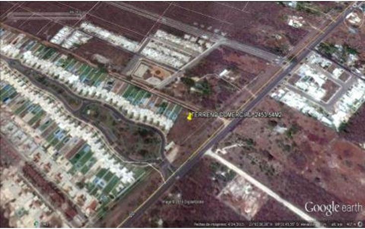 Foto de terreno comercial en venta en  , conkal, conkal, yucatán, 1640014 No. 07