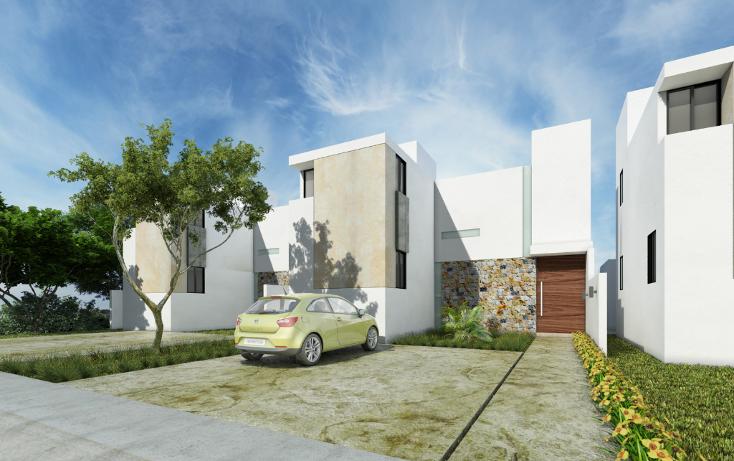 Foto de casa en venta en  , conkal, conkal, yucatán, 1640682 No. 01