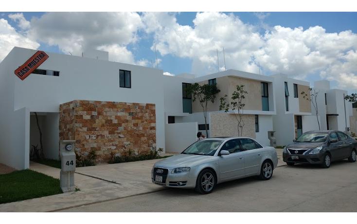 Foto de casa en venta en  , conkal, conkal, yucatán, 1640682 No. 02