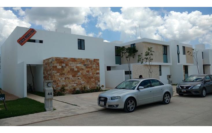 Foto de casa en venta en  , conkal, conkal, yucatán, 1640682 No. 14