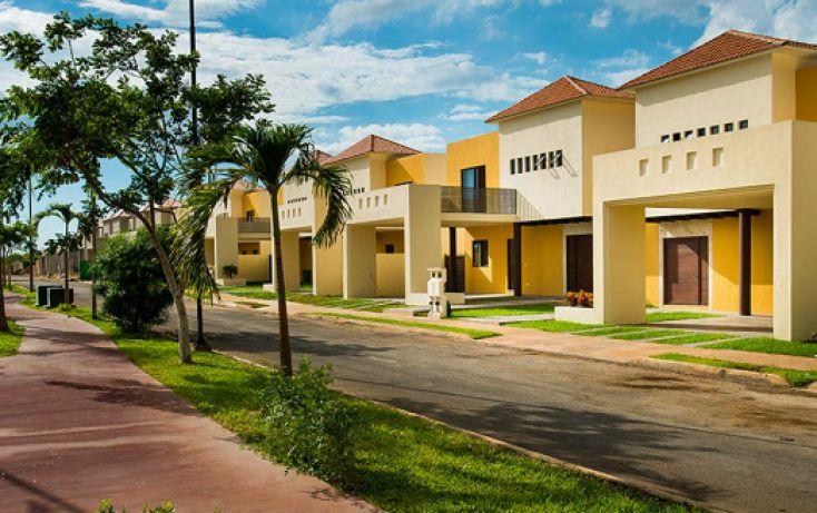 Foto de casa en condominio en venta en, conkal, conkal, yucatán, 1646136 no 02