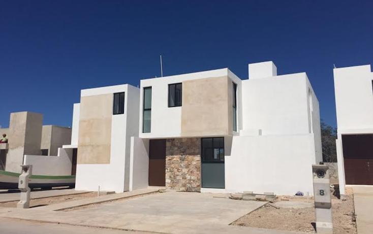 Foto de casa en venta en  , conkal, conkal, yucatán, 1646696 No. 01