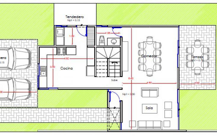 Foto de casa en venta en, conkal, conkal, yucatán, 1660708 no 05