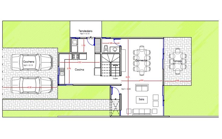 Foto de casa en venta en  , conkal, conkal, yucat?n, 1660708 No. 05