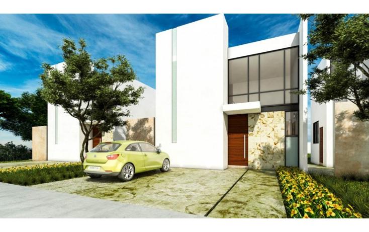 Foto de casa en venta en  , conkal, conkal, yucatán, 1661196 No. 01