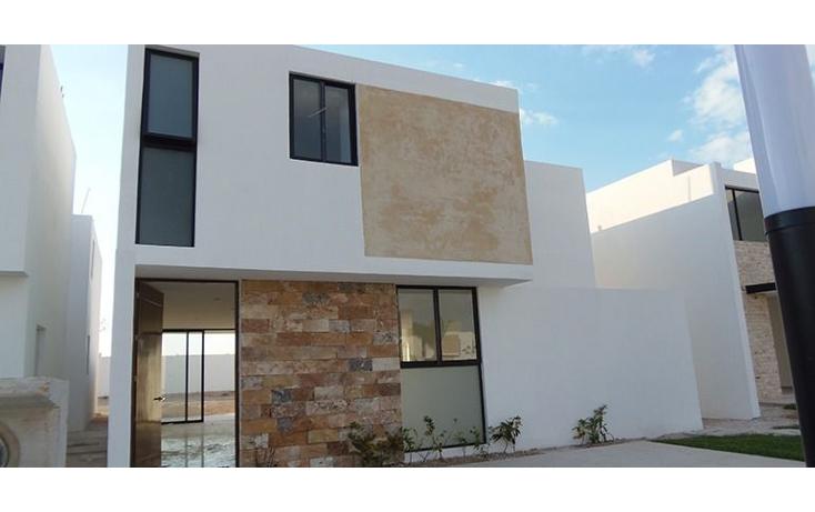 Foto de casa en venta en  , conkal, conkal, yucat?n, 1661202 No. 01