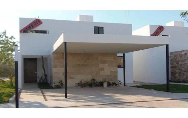Foto de casa en venta en  , conkal, conkal, yucatán, 1661358 No. 01