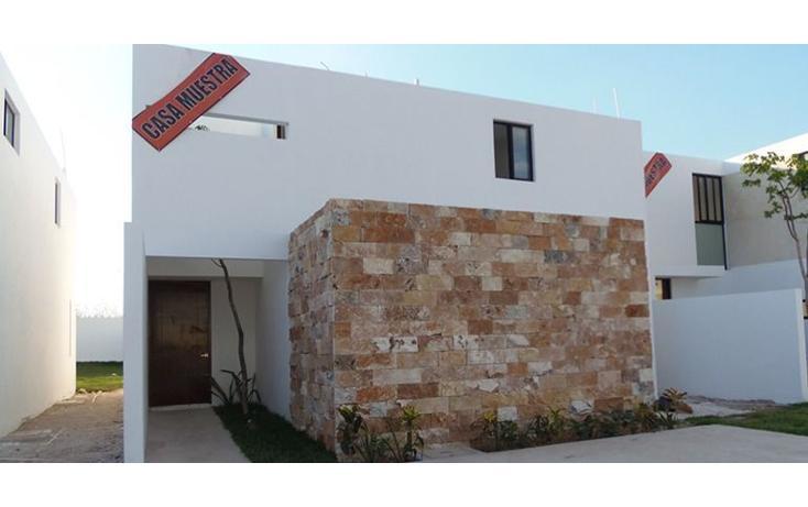 Foto de casa en venta en  , conkal, conkal, yucatán, 1661358 No. 02