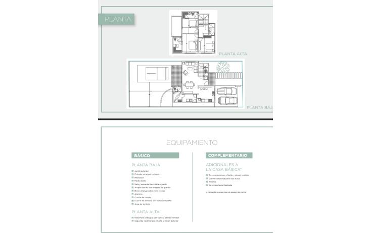 Foto de casa en venta en  , conkal, conkal, yucat?n, 1661408 No. 03