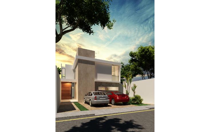 Foto de casa en venta en  , conkal, conkal, yucatán, 1661484 No. 02