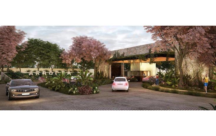Foto de terreno habitacional en venta en  , conkal, conkal, yucatán, 1661550 No. 03