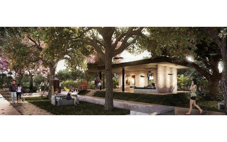 Foto de terreno habitacional en venta en  , conkal, conkal, yucatán, 1661550 No. 04