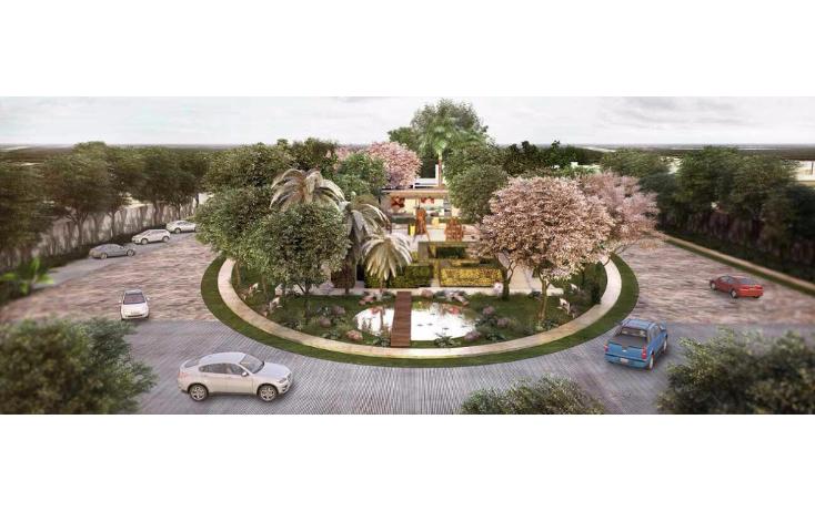 Foto de terreno habitacional en venta en  , conkal, conkal, yucatán, 1661550 No. 08