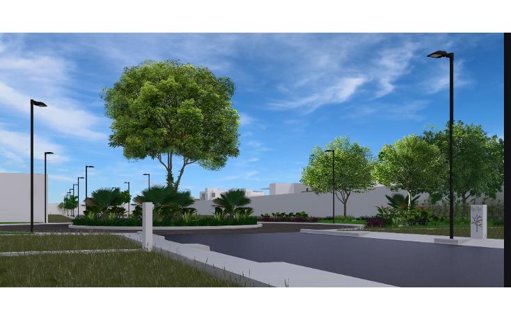 Foto de terreno habitacional en venta en  , conkal, conkal, yucatán, 1661808 No. 06