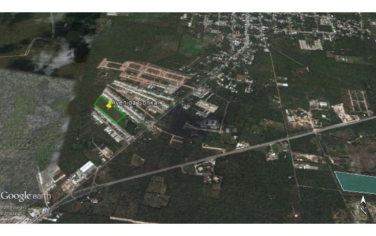 Foto de terreno habitacional en venta en  , conkal, conkal, yucatán, 1661808 No. 09